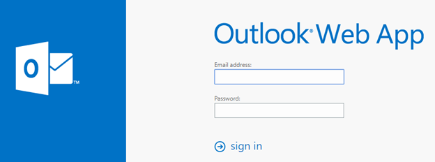 outlook 365 web access