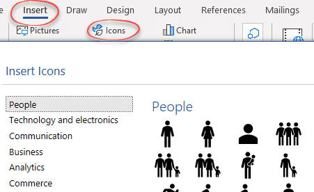 Finding more SVG or Icons for Office - Office Watch