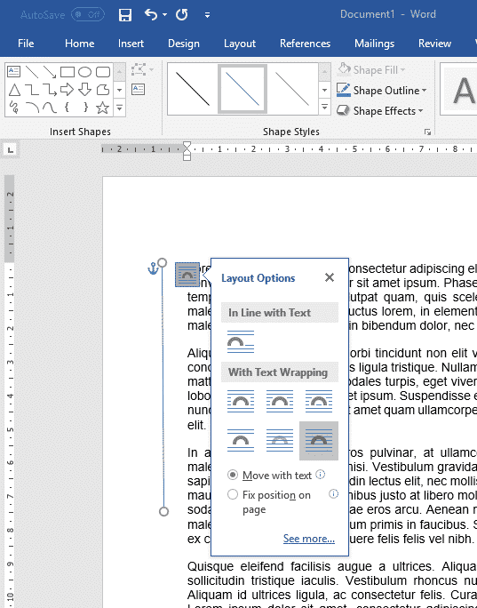 Five Ways To Add Vertical Lines In Word Office Watch
