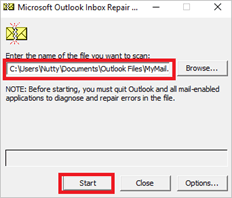 Fixing your Outlook Data Files (PST and OST) - Office Watch