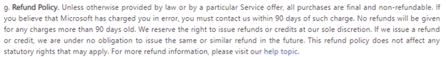 How to get a refund of Office 365 - Office Watch
