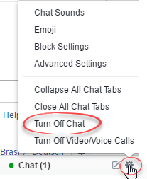 How to turn off Facebook Messenger - Office Watch