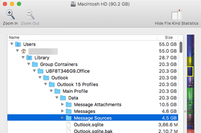 Outlook For Mac Identity