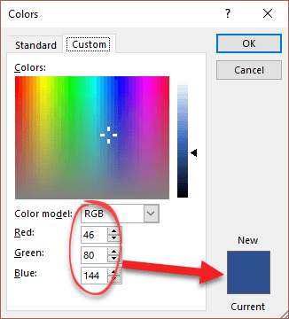 img 59e6842a5e0e6 - Get the new Crayola color, Bluetiful, now in Microsoft Office