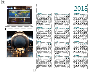 img 5aa6572a41385 - Make your own Yearly calendars and more in Word
