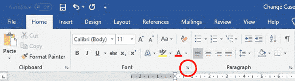 img 5caa22e0002c8 - Change Case in Microsoft Word