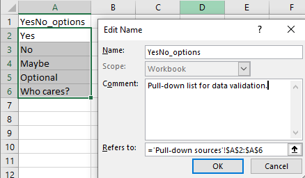 img 5d108df6d16a4 - Simple Yes, No drop down list in Excel