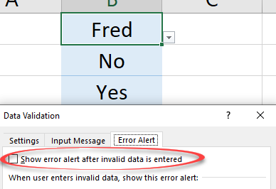 img 5d108e0db3013 - Simple Yes, No drop down list in Excel