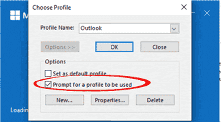 img 5dbf3945d553e - Outlook Profiles, important and useful but little known
