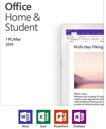 Is Onenote really included in Office 2019? - Office Watch