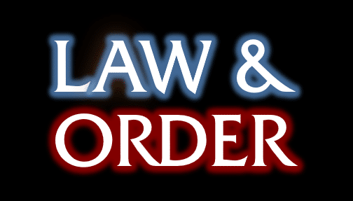 Law & Order title card in PowerPoint and Word - Office Watch