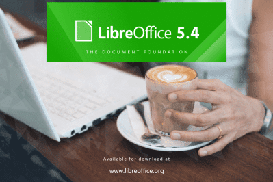 LibreOffice 5 4 has improved MS Office document