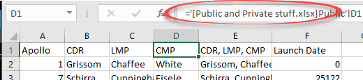 Link an Excel worksheet into a shared workbook - Office Watch