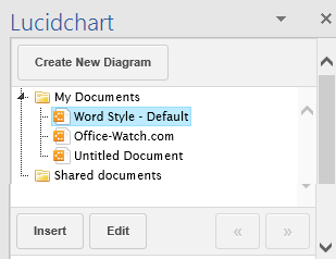 LucidChart in Microsoft Office - Office Watch