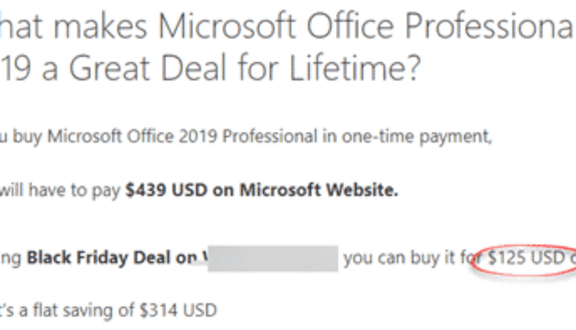 More Office 2019 Buying Scams On Amazon And Ebay Office Watch
