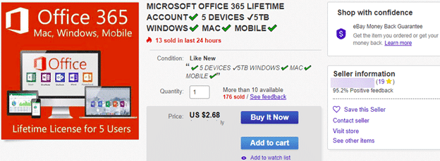 buy ms office 365 home