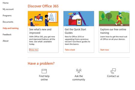 Office Hub app on Windows 10 - Office Watch