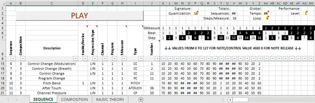 Play music via Excel - Office Watch