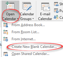 Print A Blank Calendar From Outlook Office Watch