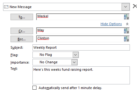 Quick Steps in Outlook - Office Watch
