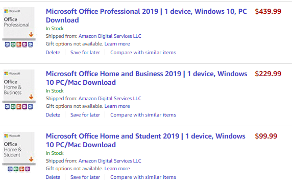 Save $40 on Office 365 Home renewal plus Office 2019 deals  - Office