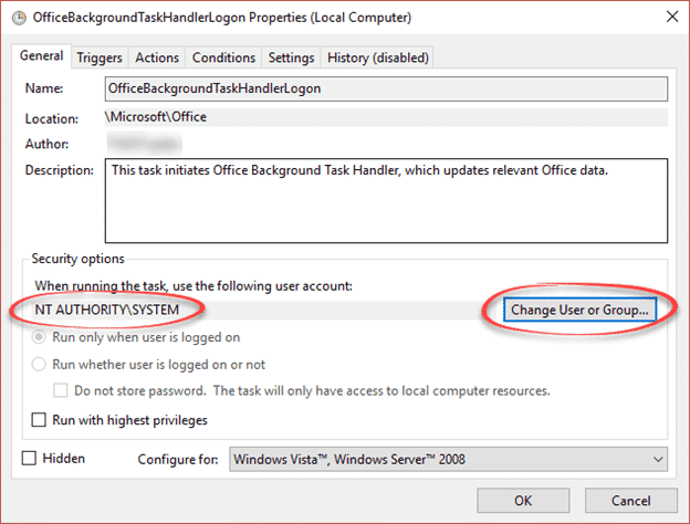 Stop Microsoft Office flashing at you - Office Watch