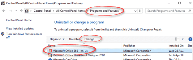 The realistic guide to fixing Office 365/Office 2019 update