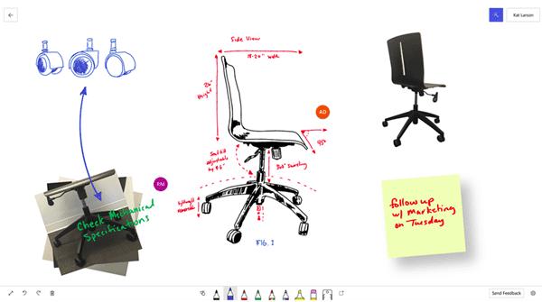 WhiteBoard App for Windows 10 - Office Watch