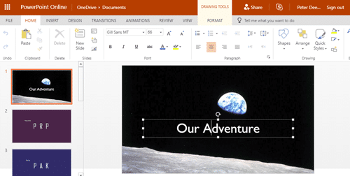 your free and standby microsoft office alternative office online