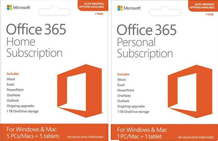 office 365 retail